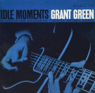 Photo No.1 of Grant Green: Idle Moments (Vinyl 180g)