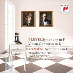 Photo No.1 of Bizzozero conducts Vanhal - Pleyel