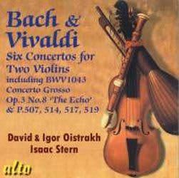 Photo No.1 of Bach & Vivaldi: Double Violin Concertos