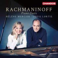 Photo No.1 of Rachmaninoff: Piano Duets