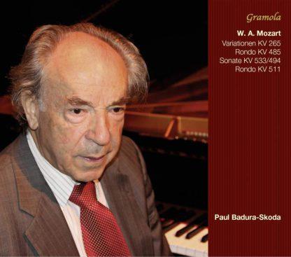 Photo No.1 of Mozart: Piano Works