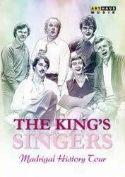 Photo No.1 of The King's Singers: Madrigal History Tour (DVD)
