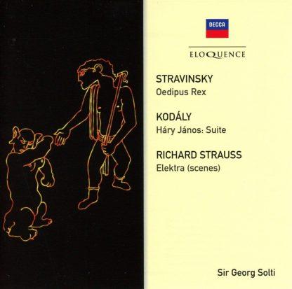 Photo No.1 of Stravinsky: Oedipus Rex
