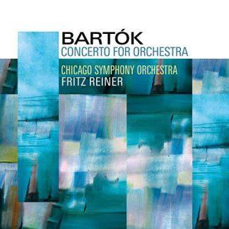 Photo No.1 of Bela Bartok: Concerto For Orchestra (180g)