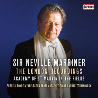 Photo No.1 of Sir Neville Marriner: The London Recordings