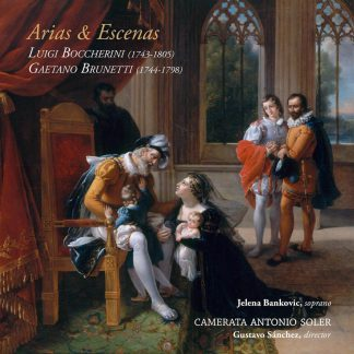 Photo No.1 of Boccherini & Brunetti: Arias & Escenas