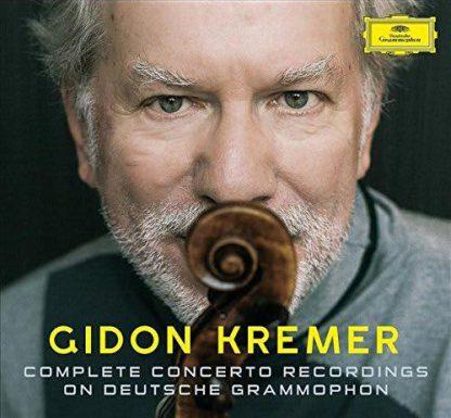 Photo No.1 of Kremer: Complete Recordings On Deutsche Grammophon