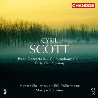 Photo No.1 of Cyril Scott - Orchestral Works Vol. 2