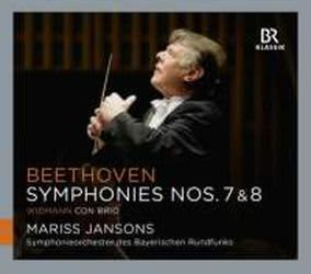 Photo No.1 of Jansons conducts Beethoven Symphonies Nos. 7 & 8