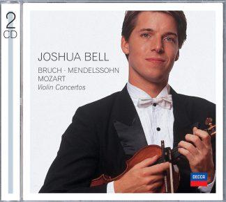 Photo No.1 of Joshua Bell Edition - Violin Concertos I