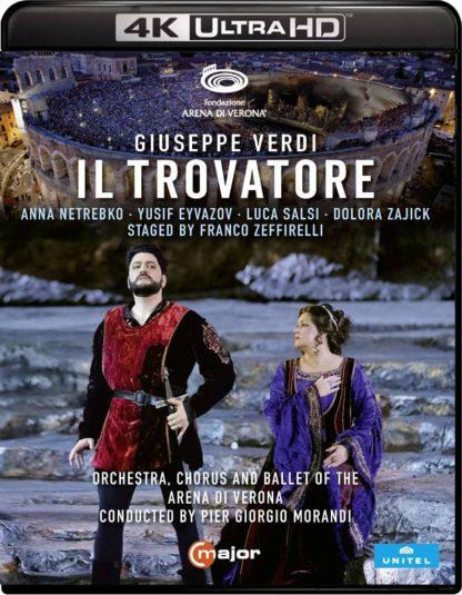 Photo No.1 of Giuseppe Verdi: Il Trovatore (4K Ultra-HD Blu-ray)