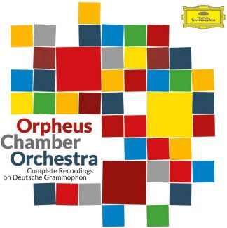 Photo No.1 of Orpheus Chamber Orchestra - Complete Recordings on Deutsche Grammophon