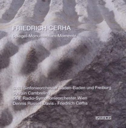 Photo No.1 of Friedrich Cerha: Spiegel-Monumentum-Momente