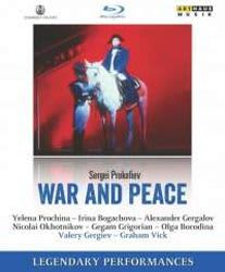 Photo No.1 of Prokofiev: War and Peace, Op. 91
