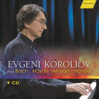 Photo No.1 of Koroliov plays Bach, Haydn, Mozart, Handel