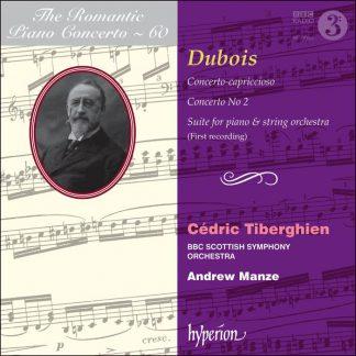 Photo No.1 of The Romantic Piano Concerto 60 - Théodore Dubois