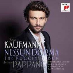 Photo No.1 of Jonas Kaufmann: Nessun Dorma (Deluxe)