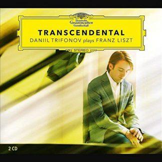 Photo No.1 of Transcendental: Daniil Trifonov Plays Franz Liszt