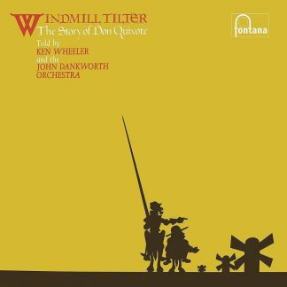 Photo No.1 of Windmill Tilter (The Story Of Don Quixote) (Remastered Vinyl 180g)