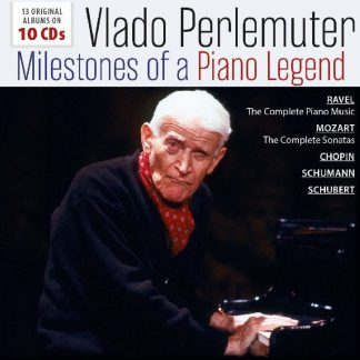 Photo No.1 of Vlado Perlemuter - Milestones of a Legend