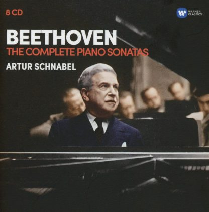 Photo No.1 of Schnabel plays Beethoven: Piano Sonatas