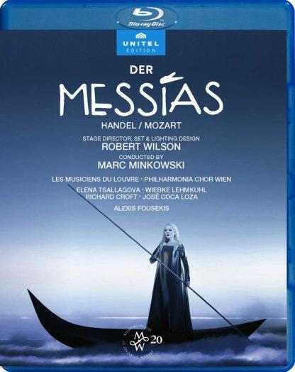 Photo No.1 of Handel/Mozart: Der Messias