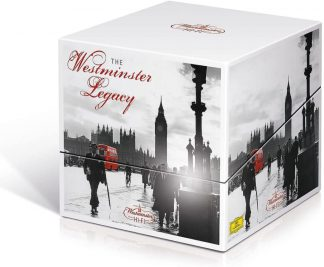 Photo No.1 of Westminster - The Legacy (DG box set)