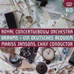 Photo No.1 of Brahms: Ein Deutsches Requiem, Op. 45