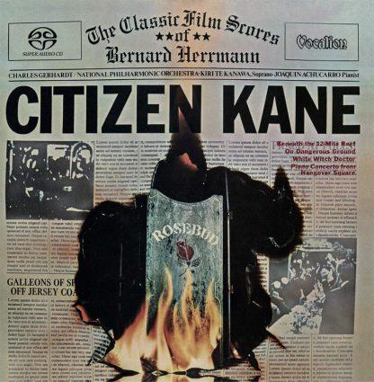 Photo No.1 of Herrmann: Citizen Kane (Soundtrack)