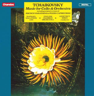 Photo No.1 of P. I. Tchaikovsky: Music for Cello and Orchestra