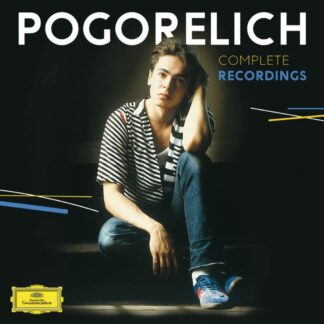 Photo No.1 of Ivo Pogorelich: Complete Recordings