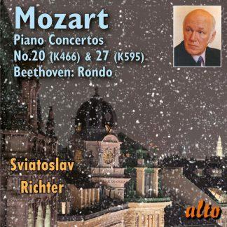Photo No.1 of Mozart: Piano Concertos Nos/ 20 & 27 & Beethoven: Rondo