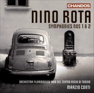 Photo No.1 of Nino Rota: Symphonies Nos 1 & 2