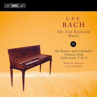 Photo No.1 of C.P.E. Bach: Solo Keyboarad Music, Vol. 31