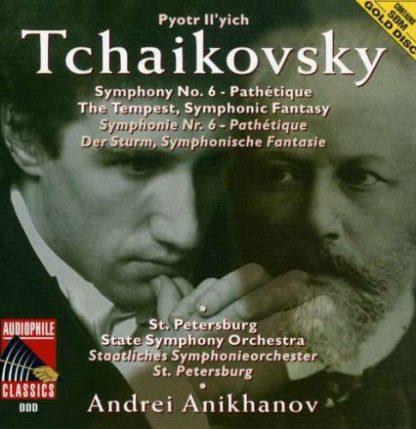 Photo No.1 of Tchaikovsky: Symphony No. 6