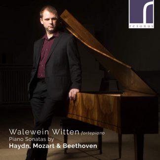 Photo No.1 of Walewein Witten plays Haydn, Mozart & Beethoven