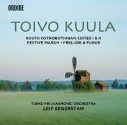 Photo No.1 of Kuula: South Ostrobothnian Suites Nos 1 & 2, Festive March & Prelude & Fugue