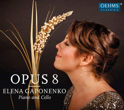 Photo No.1 of Opus 8 - Elena Gaponenko - An Artist On Two Instruments