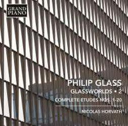 Photo No.1 of Glass: Glassworlds, Vol. 2