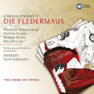 Photo No.1 of Johann Strauss II: Die Fledermaus