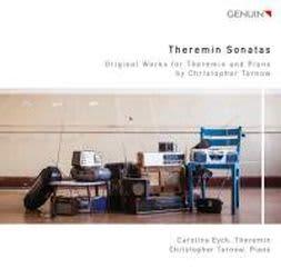 Photo No.1 of Theremin Sonatas