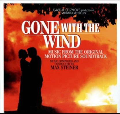 Photo No.1 of Max Steiner's - Gone with the Wind (O.S.T. 180g)