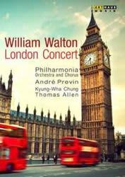 Photo No.1 of Walton: London Concert (Dvd)
