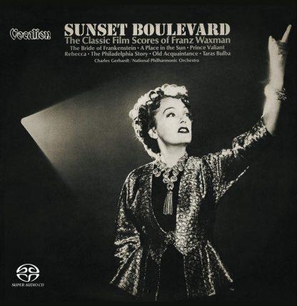 Photo No.1 of Waxman: Sunset Boulevard (Soundtrack)