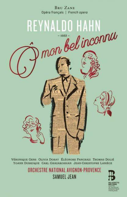 Photo No.1 of Reynaldo Hahn: O mon bel inconnu