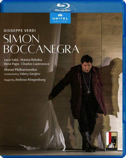 Photo No.1 of Verdi: Simon Boccanegra