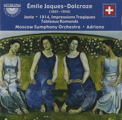 Photo No.1 of Emile Jaques-Dalcroze: Orchestral Works Vol. 2