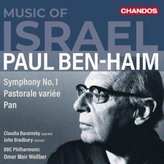Photo No.1 of Paul Ben-Haim: Music of Israel