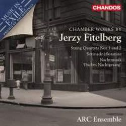 Photo No.1 of Chamber Works by Jerzy Fitelberg