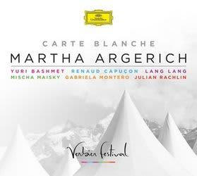 Photo No.1 of MARTHA ARGERICH: CARTE BLANCHE